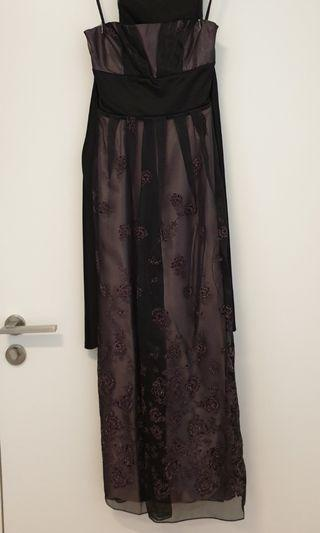🚚 Daniel Yam Evening Gown & Shawl