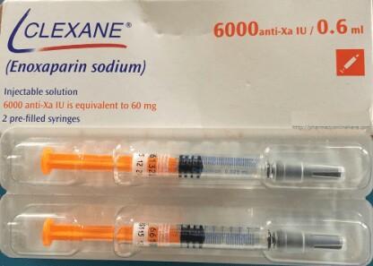 Clexane (Enoxaparin Sodium)