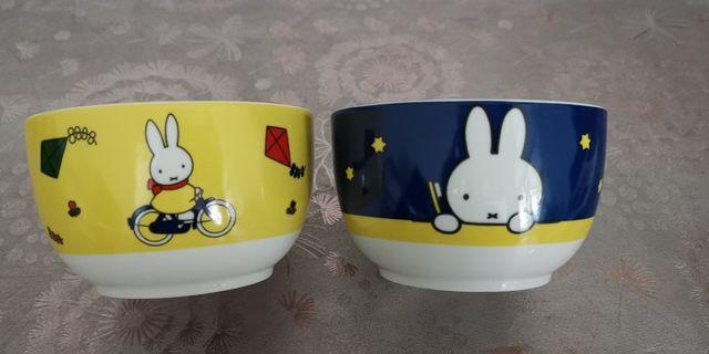 Miffy Bowls x 2
