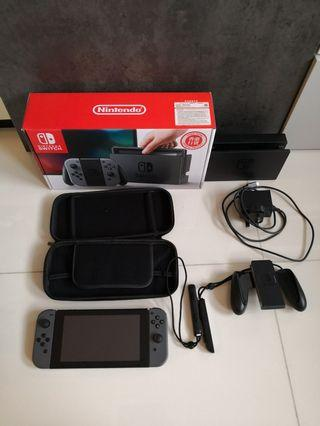 Nintendo Switch少用 99%新 with box