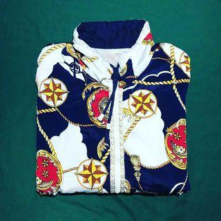 Jacket Vintage Abstract 90s style