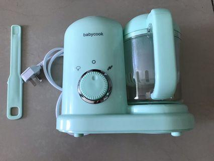 Baby Food Processor (4 in 1) with Free Clip Fan