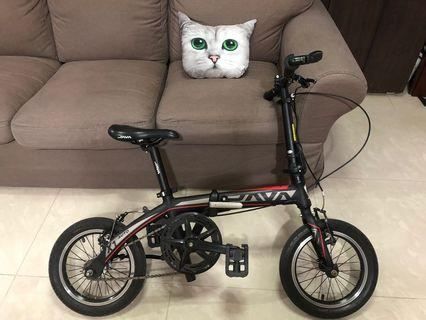Good quality folding bike