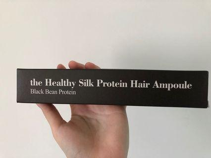 🚚 The Healthy Silk Protein Hair Ampoule