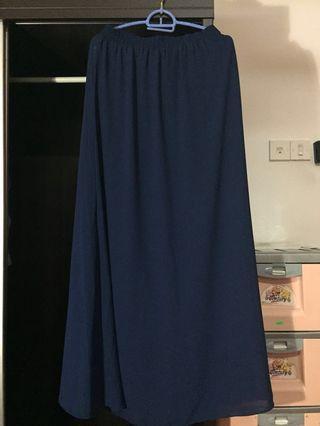 Long skirt/bottom #GayaRaya