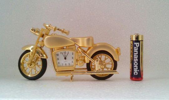 80年代 電單車擺設 金色銅制品 全新品 精美少有