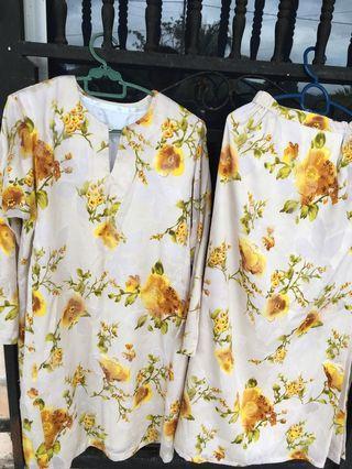 Baju Kurung customade