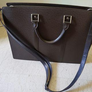 [WTS] Louis Vuitton Genuine Leather Briefcase