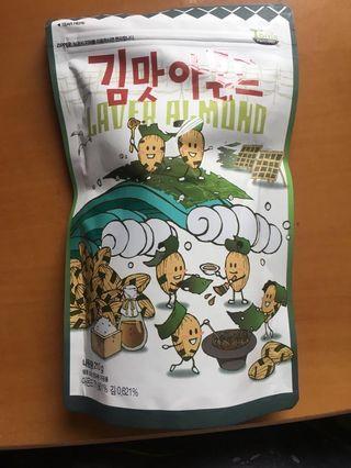 Seaweed Almond