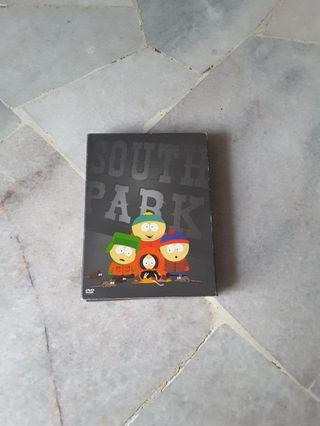 Vintage 1997 South Park Animated Dvd's - The Complete First Season