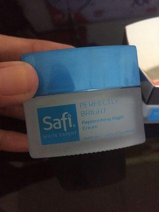 SAFI PERFECTLY BRIGHT - NIGHT CREAM