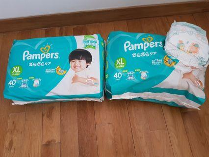 🚚 Baby Diapers