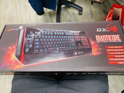 GX Manticore Gaming Keyboard