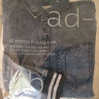 Adlib shirt 牛仔外套