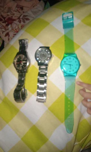 Take all jam tangan baru