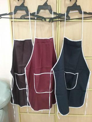 APRON WITH FRONT BIG POCKET