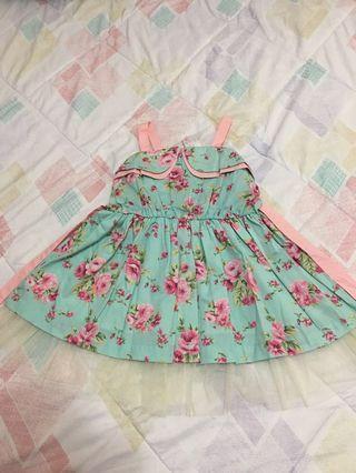 Dress 韓國女童連身裙👧👗