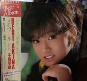 Best Akina 中森明菜