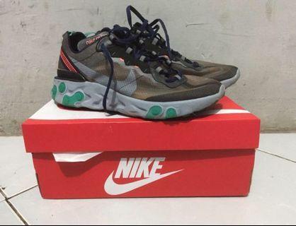 Nike react element 87 Perfect kicks shoes Size uk 5,5 39