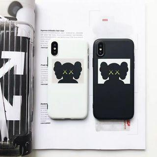 [PO] Kaws iPhone 7/8/X/XS/MAX/XR full cover case