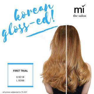 Mi the Salon Hair Credits
