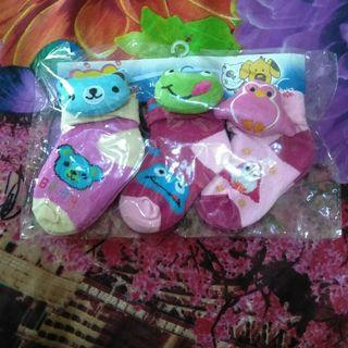 By Club Kaos Kaki Bayi Boneka