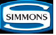 SIMMONS Mattress BeautyRest BackCare III