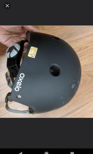 🚚 Skate bike sport helmet
