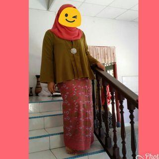 #GayaRaya Kebaya Kimono