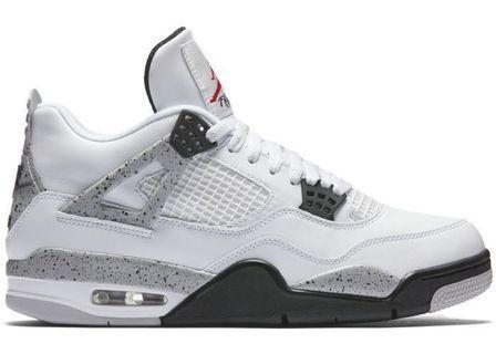 Jordan 4 Retro White Cements (2016)