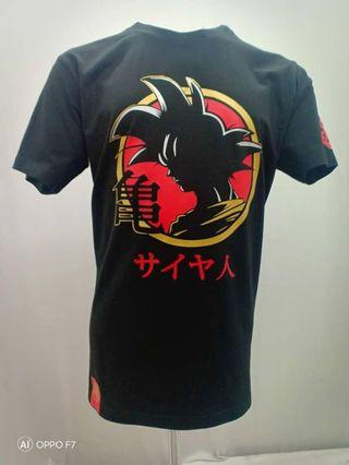 Goku Unlimited Design Shirt