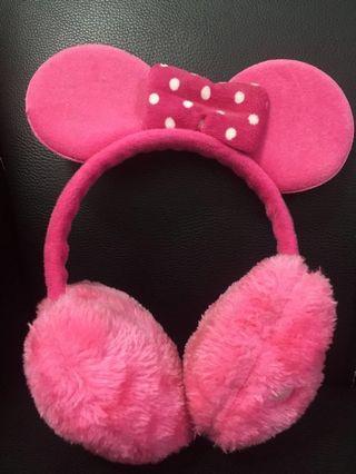 MINNIE Ear muffs warmer #gayaraya