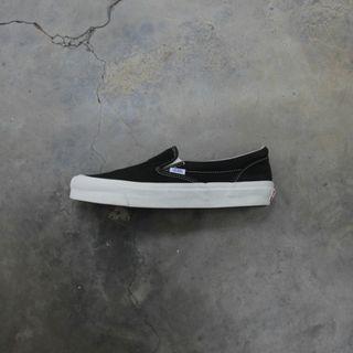 Sepatu Vans / vans slip on og