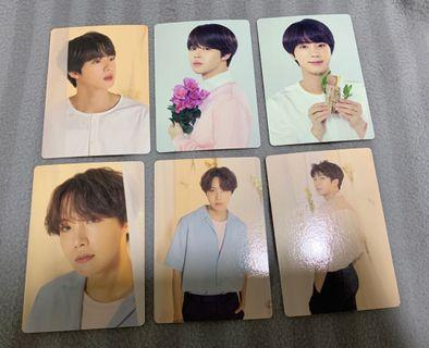 Official BTS mini pc Love yourself concert