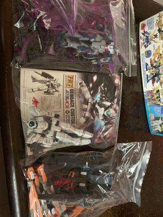 🚚 [WTS]Built gundam model kits