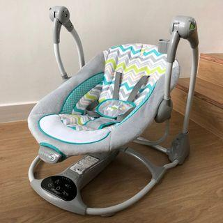 Preloved Baby Electronic Rocking Chair