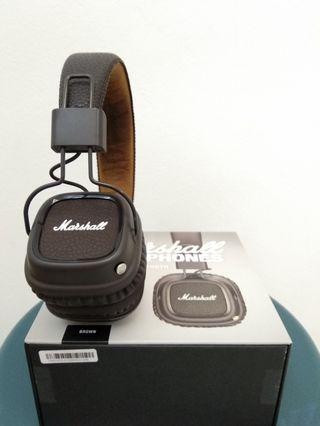 MARSHALL HEADPHONES ORIGINAL