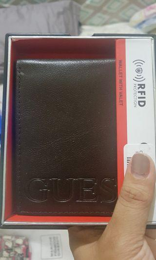 Original Guess Wallet with RFID
