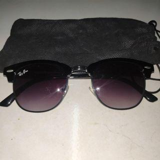 (INSPIRED) Ray Ban Clubmaster sunglasses #Ramadan75