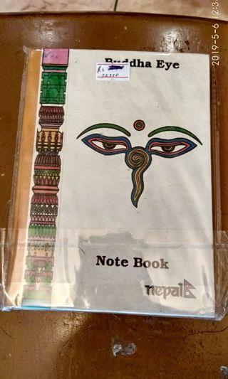 🚚 尼泊爾手工筆記本