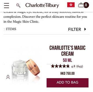 Charlotte's Magic Cream 50ml
