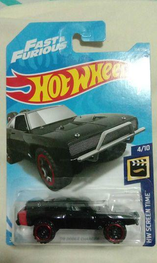 Dodge charger Furious 7