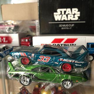Hotwheels Daytona Super Treasure Hunt LOT