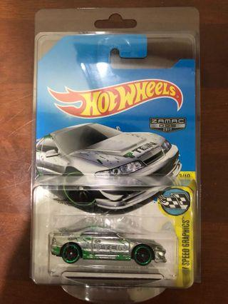 Hotwheels integra
