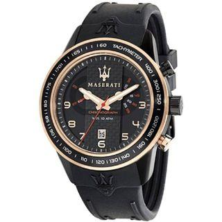 Mens maserati corsa watch