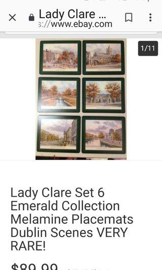 🚚 Lady Clare The Emerald Collection