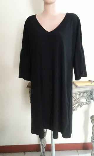 MANGO Original Black Dress   #maujam