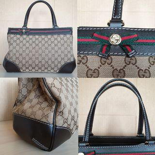 Gucci Mayfair Medium Tote (Authentic Preloved)