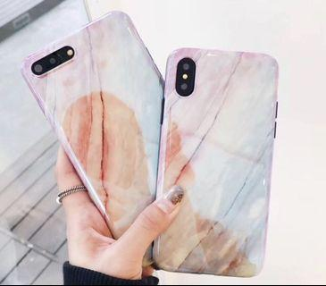 🚚 IPhone X/Xs marble phone case