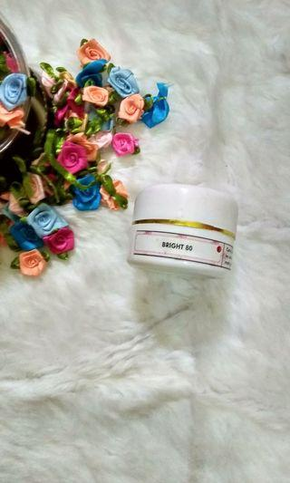 Cream Bright 80 ( Whitening Series )